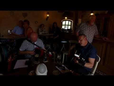 Pat Wright & Liam McCarthy 3 Ierse Sessie Boxtel