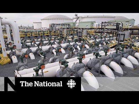 B.C. sues Alberta over oil tap legislation