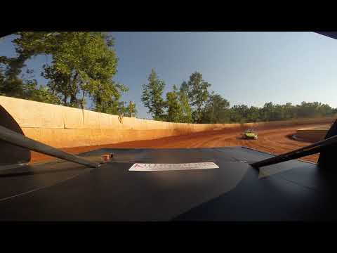 East Lincoln Speedway 6-29-19 Stock 4 Rear Cam Hot Laps Alexus Motes