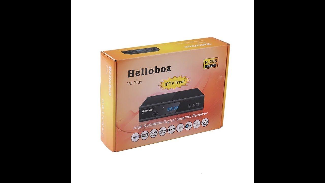 Hellobox V5 Plus IPTV