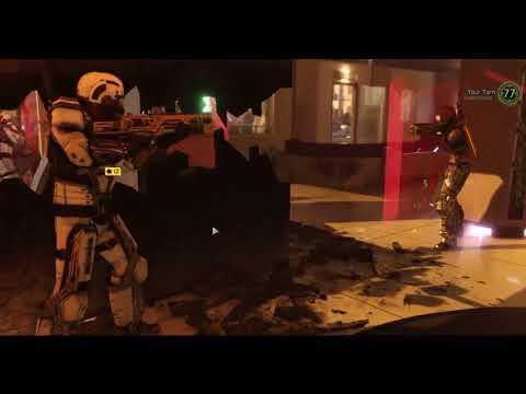 Xcom 2 WOTC Multiplayer PvP #1 versus CrushingZeo  
