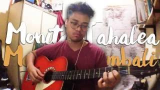 guitar cover   monita tahalea memulai kembali