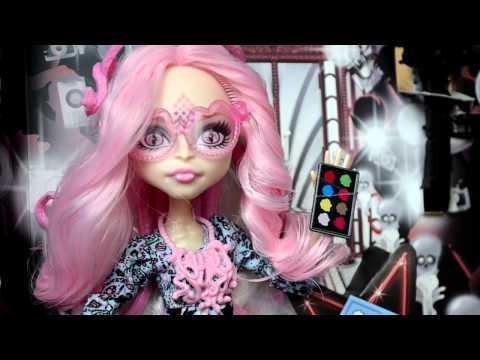 Купить куклы Монстер Хай недорого в Москве Игра Года