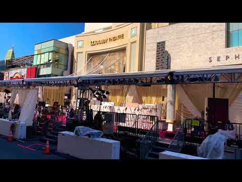 OSCARS 2020 - Live From Hollywood / Red Carpet Show