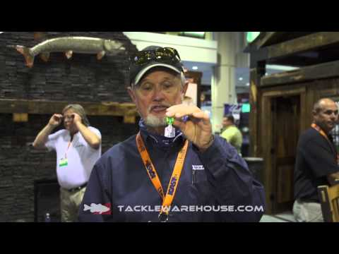 Luck-E-Strike RC Middle Freak Crankbait With Rick Clunn | ICAST 2014