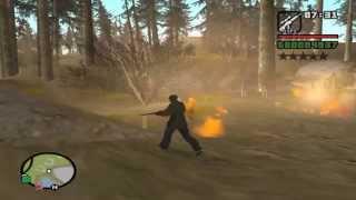 GTA SA Misterix Mod Gameplay ep 7 king kong , e il killer