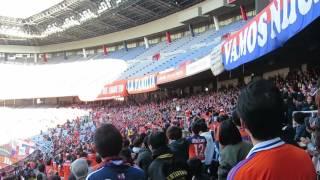 2016年11月12日(土) 第96回天皇杯全日本サッカー選手権大会4回戦 vs横...
