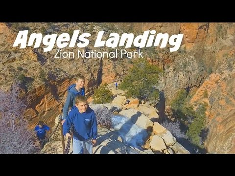 Hiking Angels Landing | Zion National Park | Southern Utah | Travel Diary