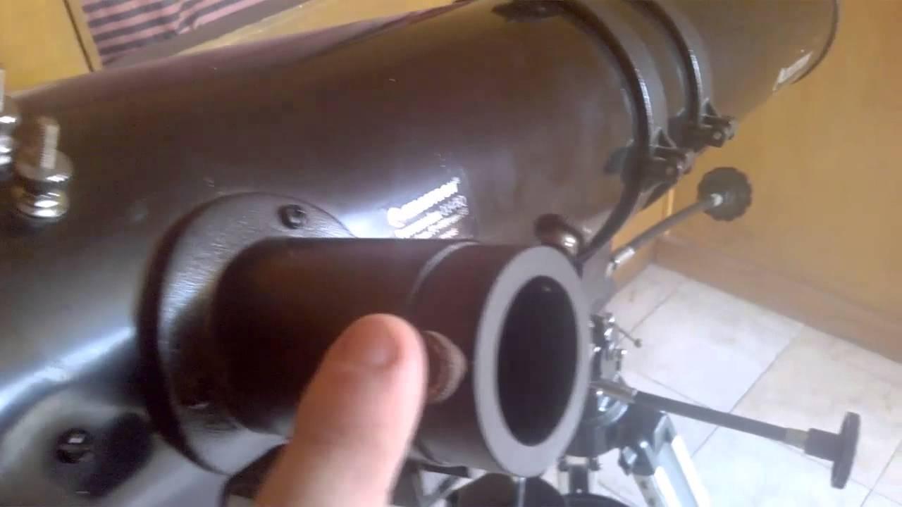 Telescopio celestron powerseeker 114eq youtube