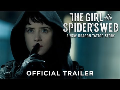 THE GIRL IN THE SPIDER'S WEB - Official Trailer 2 (HD)