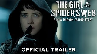 The Girl in the Spider\