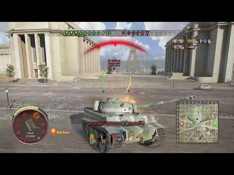 Heavy Tank No. 6 Ace Tanker - WoT Console