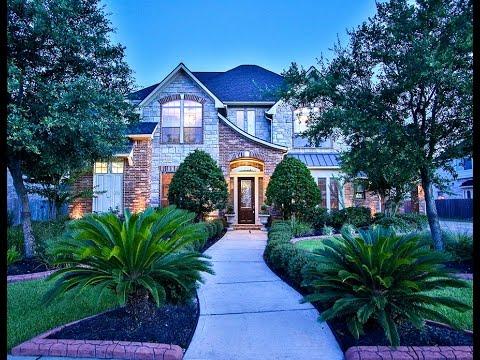 Luxury Home in Katy Texas - 7803 Courtney Manor Lane