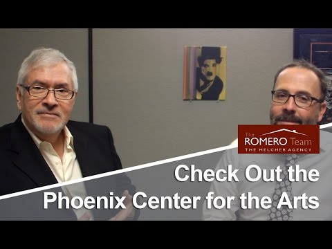 Phoenix Real Estate : Check Out the Phoenix Center for the Arts