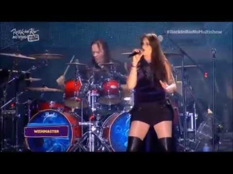 NIGHTWISH - Wishmaster (Rock In Rio 2015)[Live][HD]