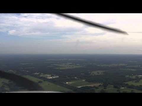 Landing & Departing Williston Airport (X60)