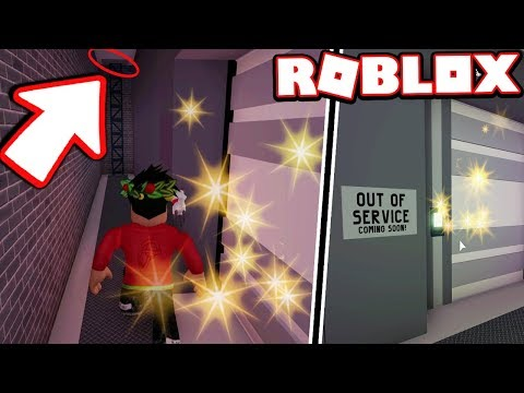 GLITCHING INTO THE BANK'S SECRET ESCAPE!!! (Roblox Jailbreak)