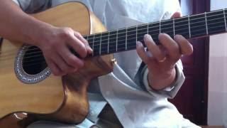 Học guitar solo - Cơ bản kỹ thuật quét dây sweep picking [HocDanGhiTa.Net]