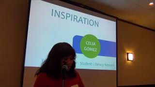Gambar cover Celia Gomez talks about how Literacy Network helped her