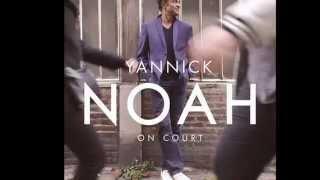 YANNICK NOAH - on court