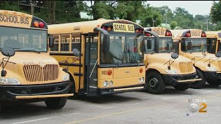 Hamlet Starts New Bus Routes For Pittsburgh Schools