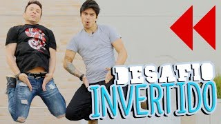 SARRANDO INVERTIDO! (ft. Matheus Mazzafera)