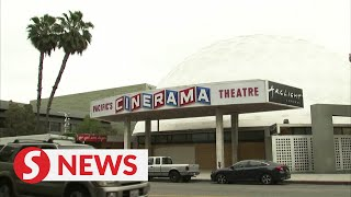 LA's famed Cinerama Dome is shutting down