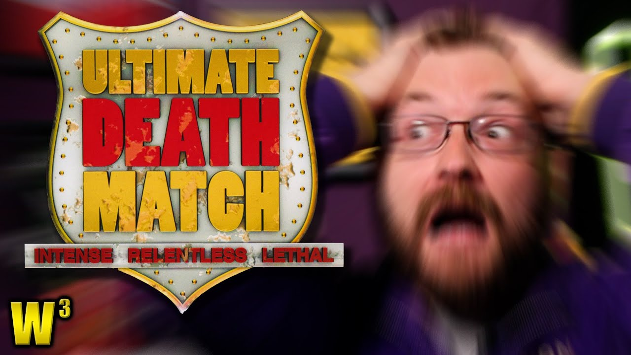 Ultimate Death Match | Wrestling With Wregret