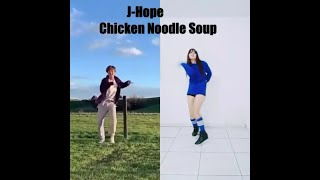 j-hope (BTS) ' Chicken Noodle Soup (feat. Becky G) ' Dance Cover ...