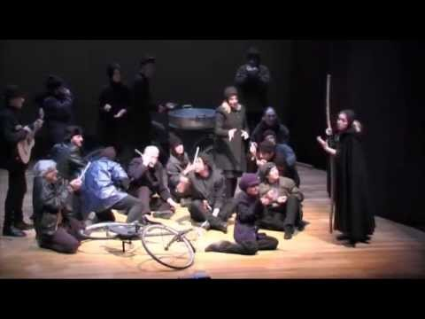 Santa Giovanna dei Macelli di Bertolt Brecht - Parte Prima