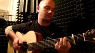 """Agustin Amigo - """"The Water Is Wide"""" (Traditional) Solo Acoustic Guitar"""