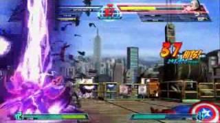 Video MvC3:FTW Gameplay #2 - Captain America / Iron Man / Deadpool vs Dante / Chris / Felicia download MP3, 3GP, MP4, WEBM, AVI, FLV Oktober 2018
