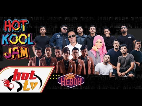 (FULL) Konsert HOT KOOL JAM - Siti Nordiana, Floor88, Tam Spider, Nastia, Neon - Kuala Terengganu