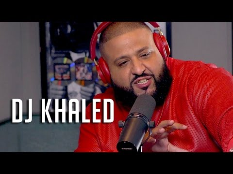 The BEST Khaled Interview EVER anywhere!!! Ebro in the Morni