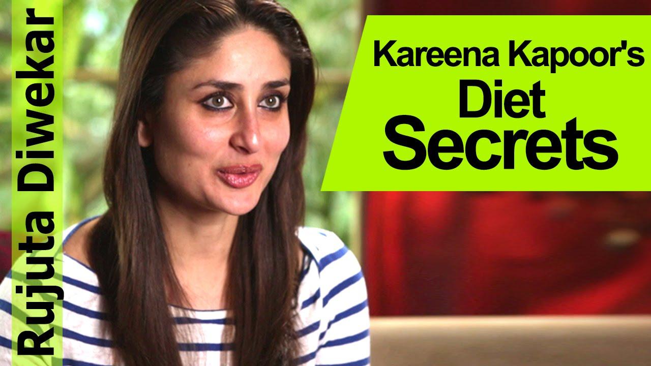 Kareena Kapoor's Diet Secrets - Rujuta Diwekar - Indian Food ...