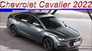 Chevrolet Cavalier 2022 ahora con TURBO