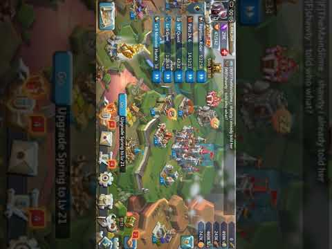 Lords Mobile How To Play 2 Accounts On One Device (android)