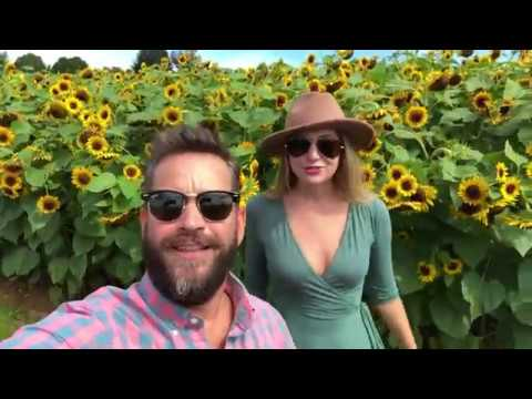 Holland Ridge Farms Sunflower Festival Youtube