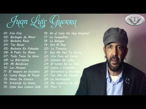 Juan Luis Guerra Sus Mejores Éxitos || Juan Luis Guerra Grandes Exitos