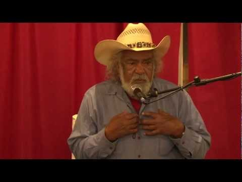 Uncle Bob Randall (Kanyini @ Bondi - full presentation)