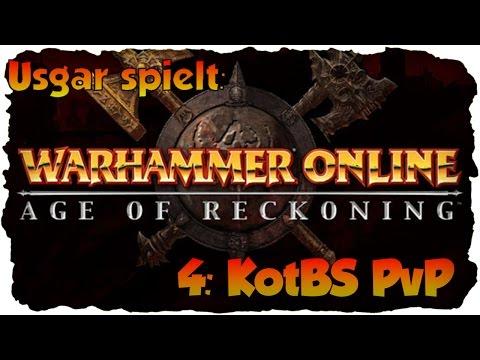 WARHAMMER ONLINE -Return of Reckoning 2017- Mehr KotBS PvP- [gameplay/german