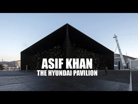 The Hyundai Pavilion By Asif Khan Pyeongchang 2018 Youtube