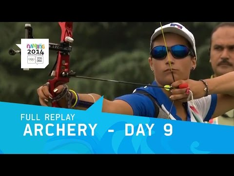 Archery - Women's Round of 16 | Full Replay | Nanjing 2014 Youth Olympic Games