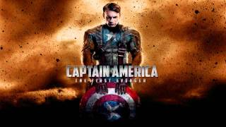 Captain America  The First Avenger Soundtrack -26- Star Spangled Man (USO Song)