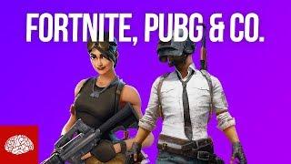 Fortnite, PUBG: Was sind Battle Royale Games?