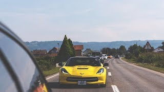 Supercar Rally Across Europe - Rally For Heroes Film | Days 7-8