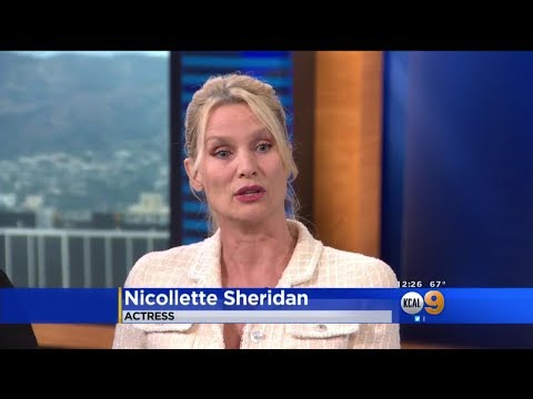 Nicollette Sheridan  Midnight Mission Critical To Helping LAs Homeless