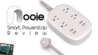 Nooie Smart Powerstrip | Unboxing and Review