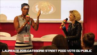 Black Spoon - Lauréat 2015 Salon du Sandwich&Snack Show