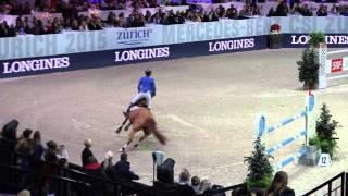 Flora de Mariposa - Victoire Longines Grand Prix CSIW de Zürich